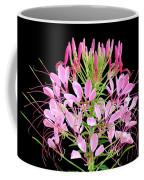 Neon Cleome Coffee Mug