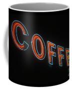 Neon Coffee Coffee Mug