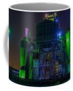 Neon Color Machinery Coffee Mug