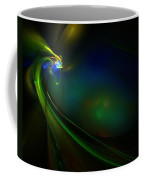 Neon God Coffee Mug