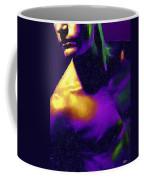 Neon Lights Man Coffee Mug