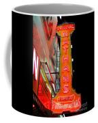Neon Nathans Coffee Mug