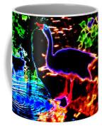Neon Nature  Coffee Mug