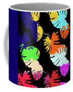 Neon Palm  Coffee Mug
