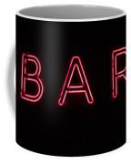 Neon Sign Coffee Mug
