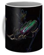 Neon Tulip Tree 5090 Coffee Mug