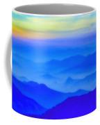 Nepal Sunrise Coffee Mug