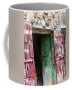 Nepalese Jewelry Shop Coffee Mug