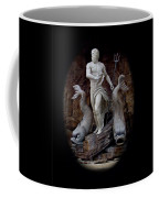 Neptune On Guard Coffee Mug