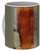 Nero Rustic Sculpture Wall Coffee Mug