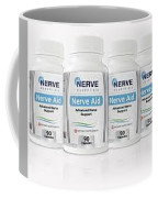 Nerve Aid Essentials Review - Proven Ingredients Relieve .. Coffee Mug
