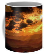Nested Sun Coffee Mug