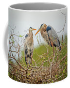 Nesting Blue's Coffee Mug