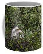 Nesting Chicks Coffee Mug