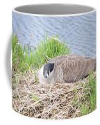 Nesting Goose Coffee Mug