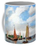 Netherland's Harbour Coffee Mug
