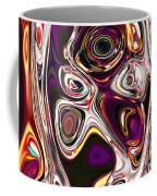 Neural Abstraction #17 Coffee Mug