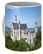 Neuschwanstein Castle Of Germany Coffee Mug