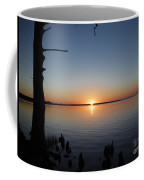 Neuse River Sunset 1 Coffee Mug