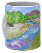 Nevada Oasis Coffee Mug