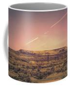 Nevada Usa Valley Of Fire  Coffee Mug