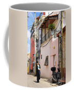 Neve Tzedek Neighborhood In Tel Aviv Coffee Mug