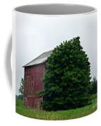 Never Find Me Behind Here Coffee Mug
