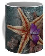 Never Forgotten- Starfish Art Coffee Mug