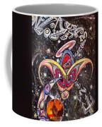 Never Lonely' Coffee Mug