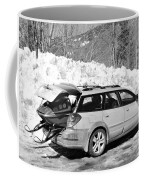 Never Without A Ride Coffee Mug