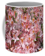 Neverending Azaleas Coffee Mug
