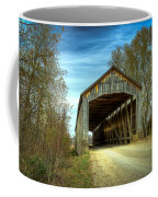 Nevins Covered Bridge Coffee Mug