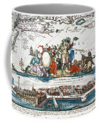 New Amsterdam, 1673 Coffee Mug