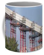 New Bridge Concrete Arc Construction Site Coffee Mug