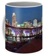 New Bridge Pano Coffee Mug