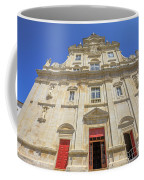 New Cathedral Of Coimbra Coffee Mug