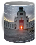 New Dawn For An Old Airport Coffee Mug