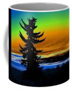 New Dawn In Spokane Coffee Mug