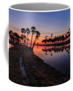 New Day At Econ River Coffee Mug