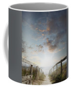 New Day At The Beach Coffee Mug