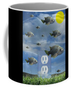 New Energy Coffee Mug by Keith Dillon