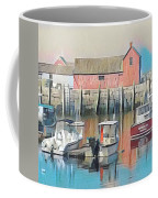 Rockport, Massachusetts Coffee Mug