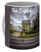 New England Home 3  Coffee Mug