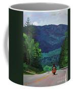 New England Journeys - Motorcycle 2 Coffee Mug