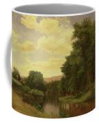 New England Landscape Coffee Mug