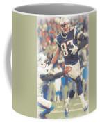 New England Patriots Rob Gronkowski 3 Coffee Mug