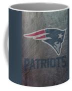 New England Patriots Translucent Steel Coffee Mug