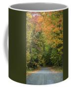 New England Road Coffee Mug