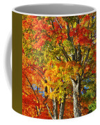 New England Sugar Maples Coffee Mug