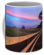 New Fence And New Grass Coffee Mug